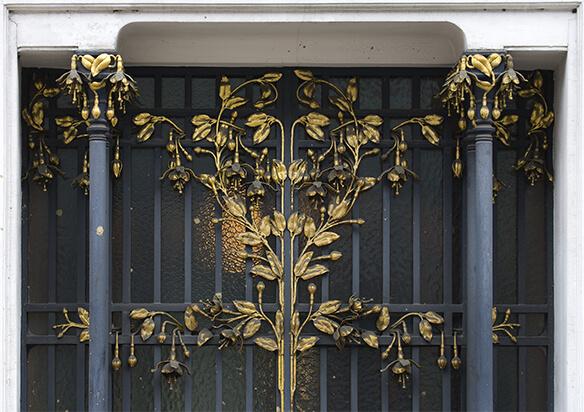 Un joyau de l 39 art nouveau maison losseau - Maison de l art nouveau ...