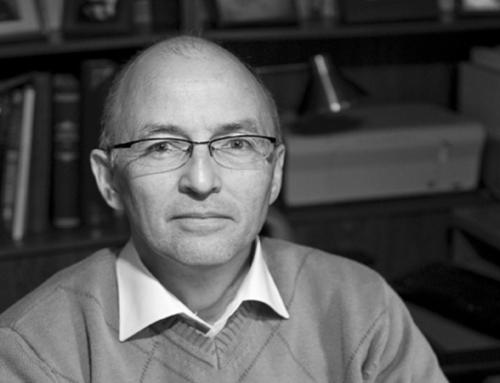 Daniel Charneux : lauréat du prix Gauchez-Philippot 2018