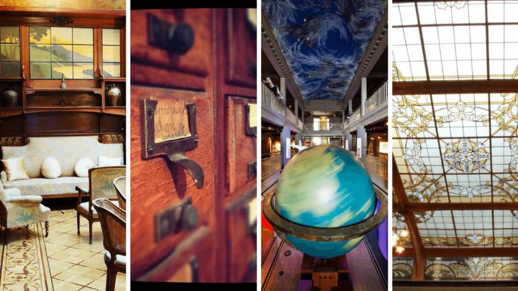 Journées du Patrimoine Maison Losseau-Mundaneum Collectionneurs d'idées