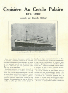 Brochure Archives 1929
