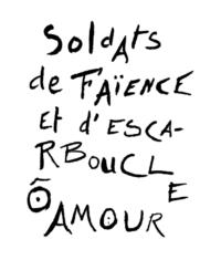 Citation Apollinaire Lueurs de Tirs