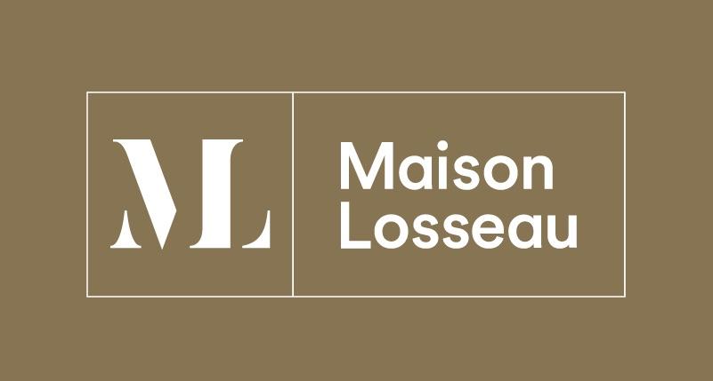 Logo ML Maison Losseau