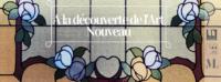 Banner Facebook Stage Enfants A la découverte de l'Art Nouveau