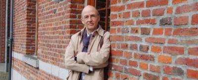 Daniel Charneux, lauréat du Prix de Littérature Gauchez-Philippot 2019 roman