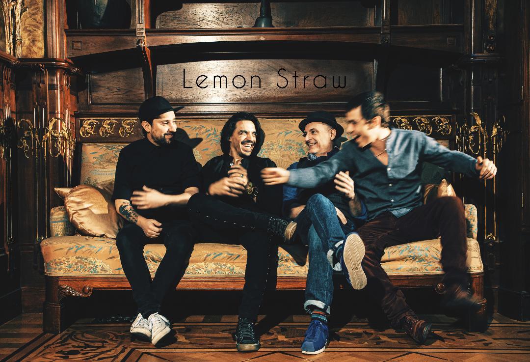 "Photo officielle Clip ""I never do"" de Lemon Straw"