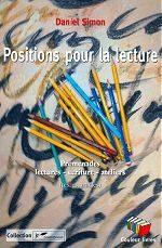 positions pour la lecture Daniel Simon Couverture