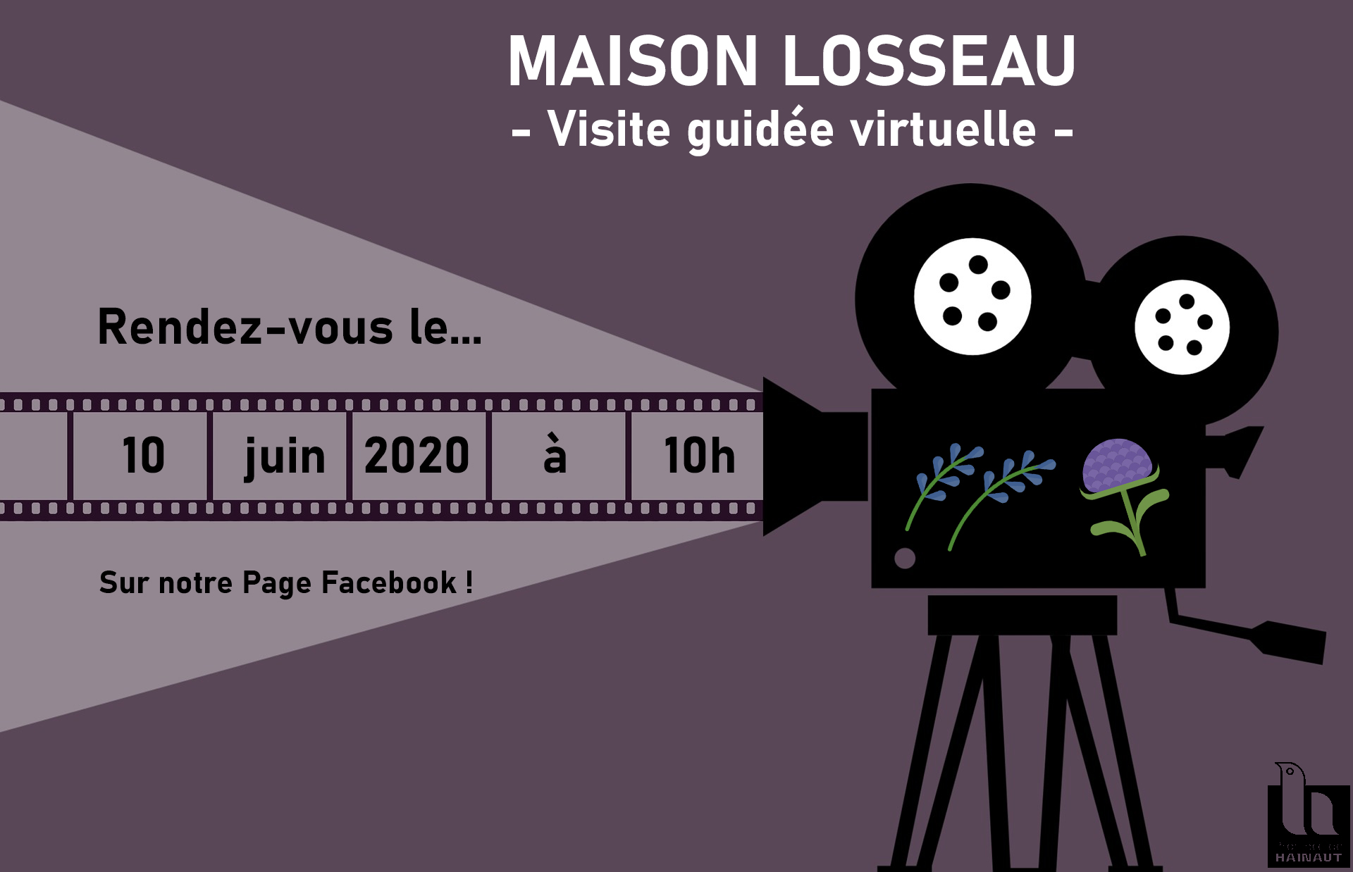 Visite guidée virtuelle de la Maison Losseau