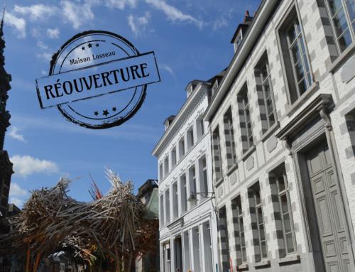 Annonce : bientôt une réouverture de la Maison Losseau !
