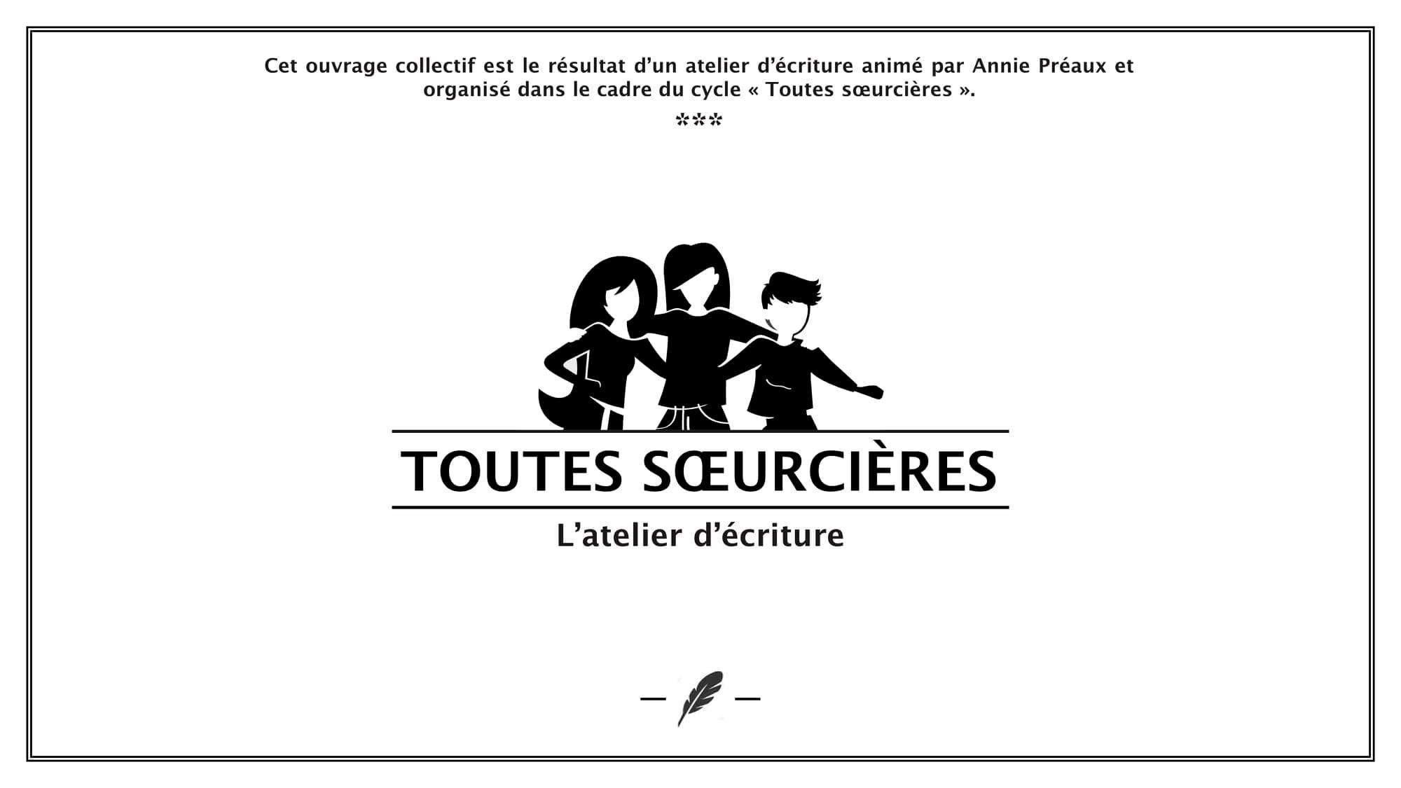recueil Soeurcières