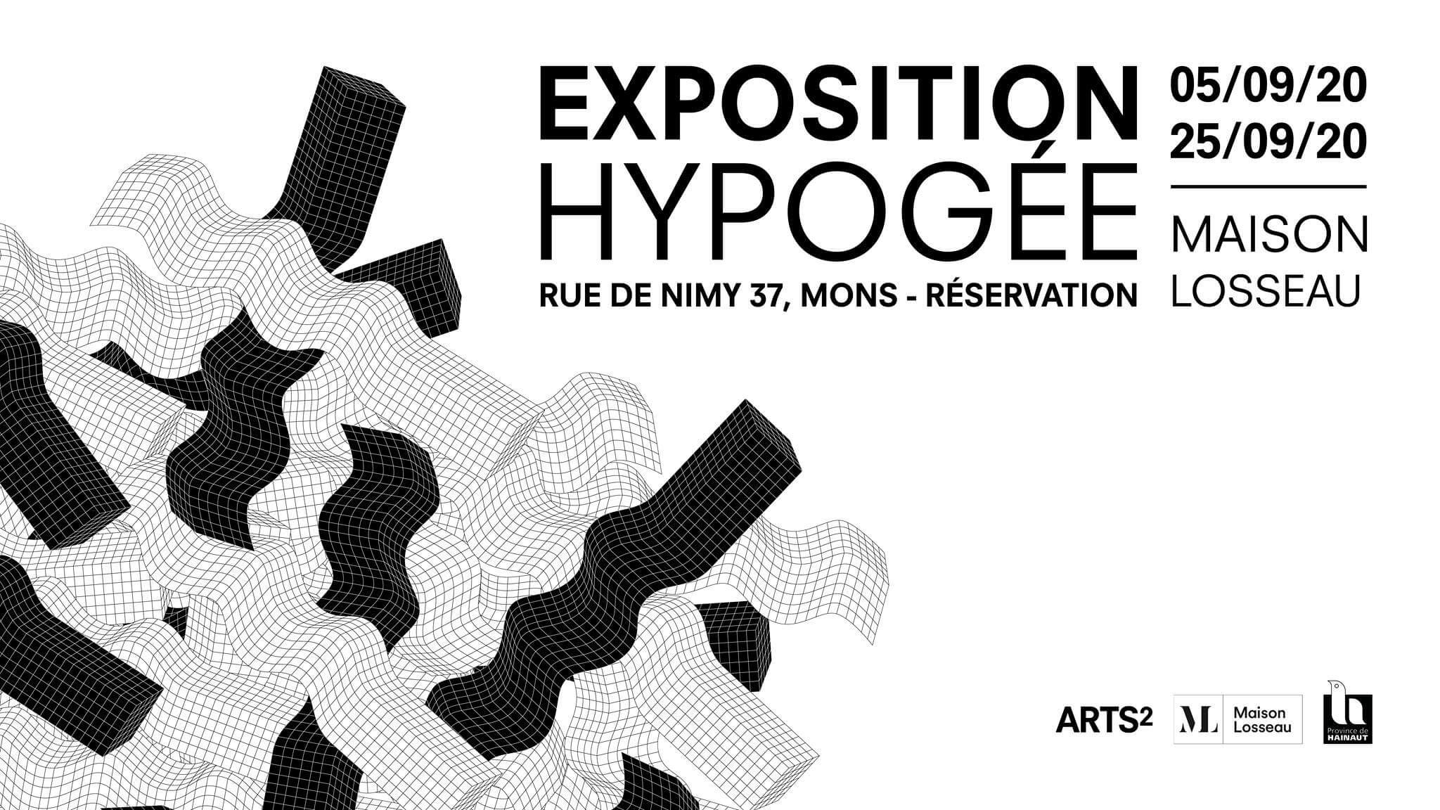 Exposition Hypogée Maison Losseau
