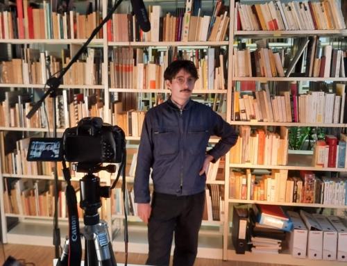 Le buveur de déluge #1 / Interview d'Antoine Jobard