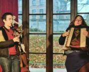 Le buveur de déluge #3 / Concert d'Odessalavie et lecture d'Ariane Théry Hommage à Marcel Moreau