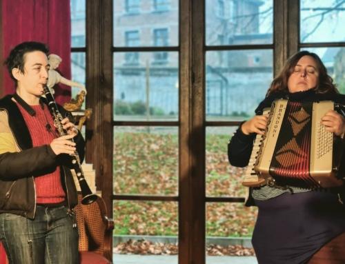 Le buveur de déluge #3 / Concert d'Odessalavie et lecture d'Ariane Théry