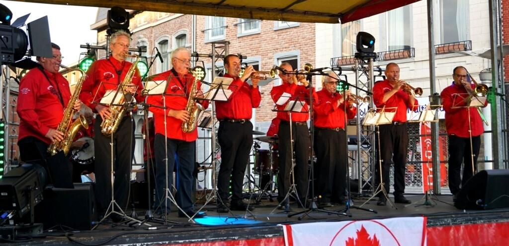 Guinguette Littéraire - Concert du Collegian's Band