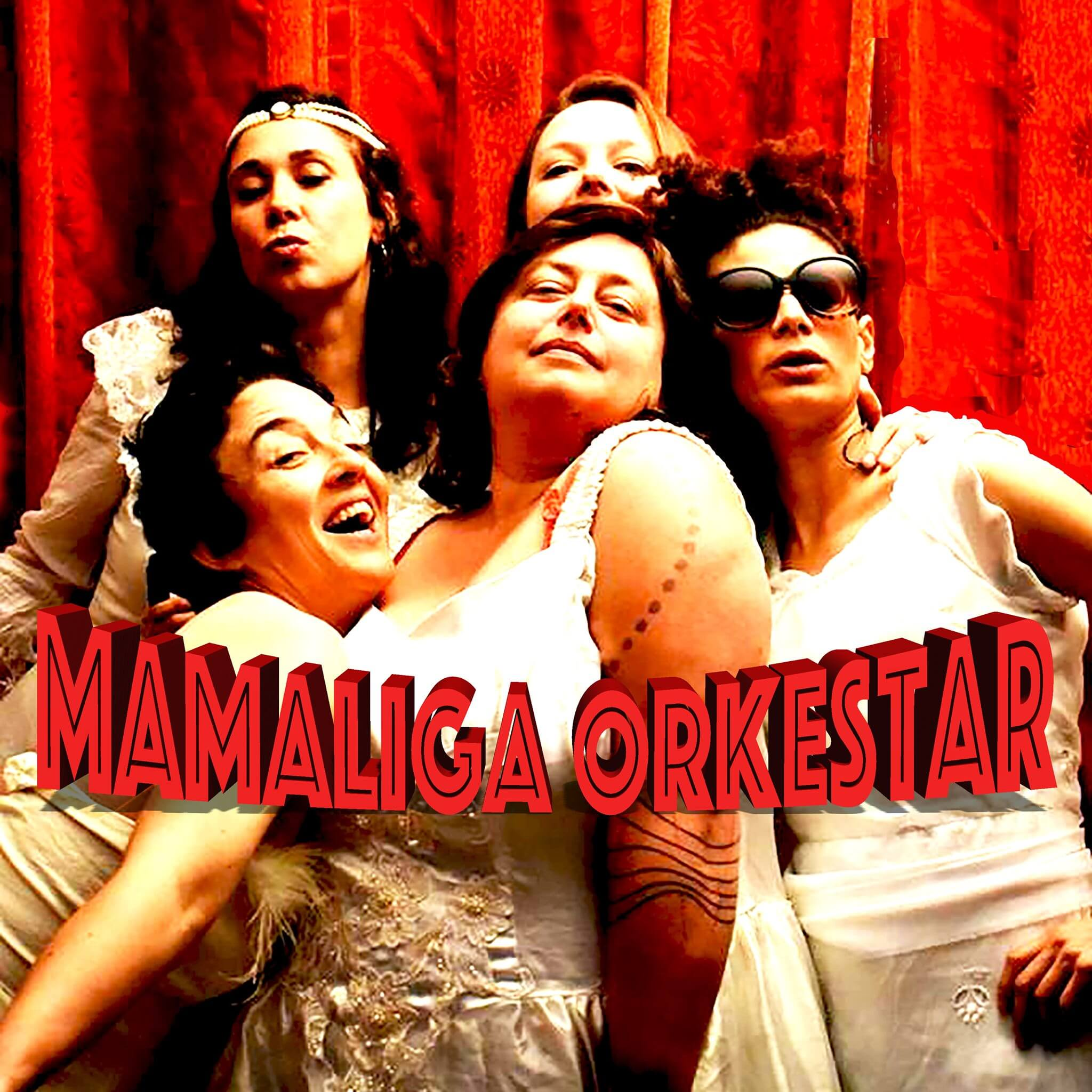 Guinguette Littéraire - Mamaliga Orkestar