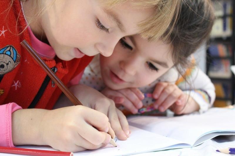 Guinguette Littéraire - Atelier d'écriture enfants