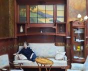 Christine Van Acker en résidence à la Maison Losseau
